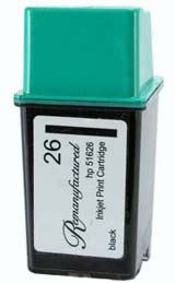 HP26 cheap printer ink cartridges