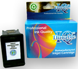 HP56 black cheapest refilled ink cartridges
