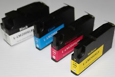 Lexmark 200xl set of low cost generic ink