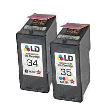 Lexmark 34 and 35 inks