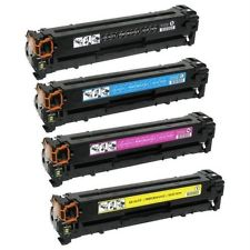 HP131x toner set